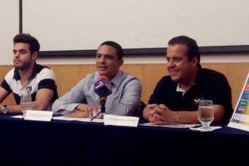 """Encabeza Raymundo King presentación de la gira """"Vive sin Drogas"""" en Q. Roo"""