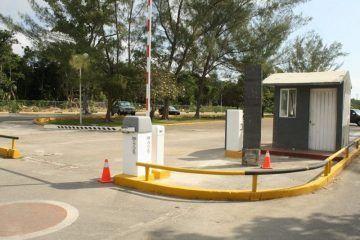 Sensores, maquinas del estacionamiento y cámaras de seguridad lo primero en remodelarse en Aeropuerto de Chetumal