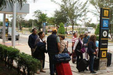 "Las de ""Caín"" pasa Interjet en Chetumal por falta de pasajeros"
