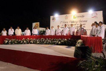 Se preparan para festejar el IV aniversario del municipio de Bacalar