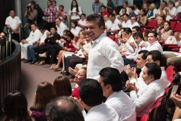Quintana Roo, estado fuerte y próspero: Mauricio Góngora