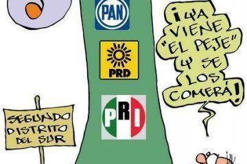 COLINAS: Ni pinta ni da color #caricatura