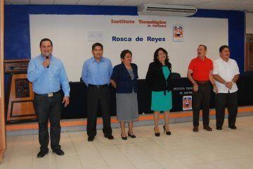 SOCIALES: Realizan El Tradicional Corte De Rosca En El ITCH