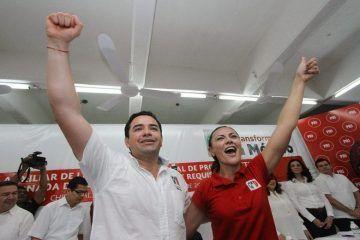 Unidad, trabajo y buen gobierno en el PRI: Raymundo King