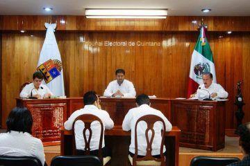 Corrige Tribunal Electoral al Ieqroo