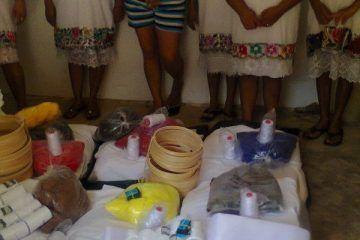 Mujeres mayas al rescate del patrimonio cultural artesanal