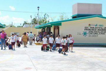 Se Modifica Media Hora La Entrada A Clases En Escuelas Primarias