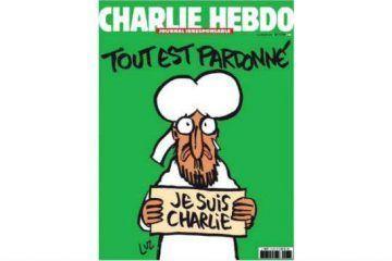 Todo perdonado: próxima portada de Charlie Hebdo con ilustración de Mahoma