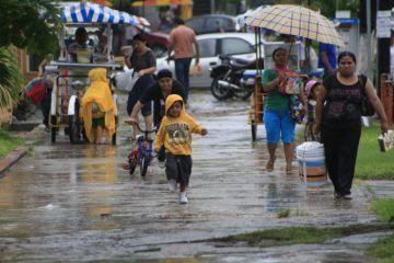 Frente frío 25 anuncia lluvias para varios estados, incluidos Quintana Roo y Yucatán