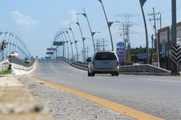 Se dará mantenimiento en el puente de la carretera federal