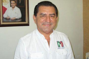 Niega Mario Castro que haya sido corrido como líder del PRI en Cancún