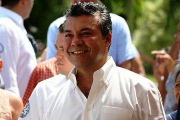 Anuncia Mauricio Góngora obras públicas para el 2015