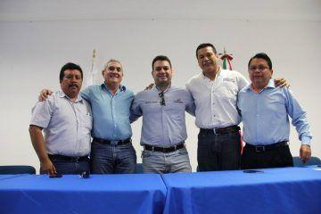 Panistas con candidato de unidad para contender por la diputación federal por el Distrito II de Quintana Roo