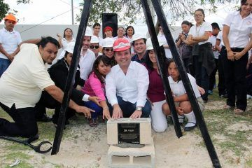 Tendrá Solidaridad parque incluyente: Mauricio Góngora