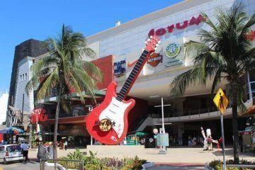 """""""Revienta"""" huelga en Hard Rock Cancún"""