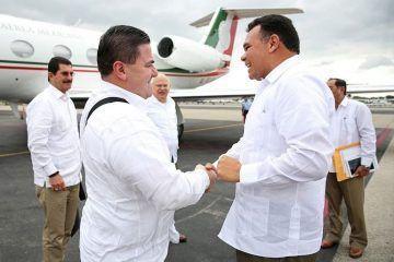 Realiza secretario de Educación federal gira de trabajo por Yucatán