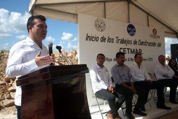 En solidaridad se apuesta a la educación, se contará con un Centro Tecnológico del Mar