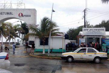 Aumenta demanda de transporte marítimo Chetumal-San Pedro