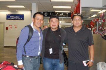 El punto grafico: aeropuerto Chetumal