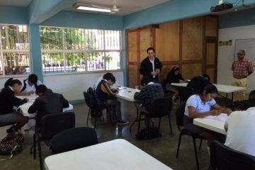 """Los """"sesudos"""" del Cbtis 72 buscan representar a FCP en festival académico"""