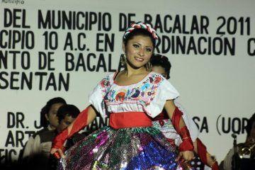 Festejan el IV aniversario del municipio de Bacalar