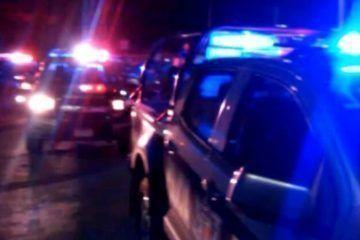 Policías y ladrones se enfrentan en Bacalar