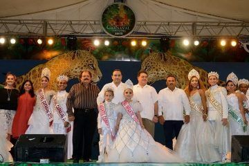 "Inicia ""Carnaval al estilo Chetumal 2015"""