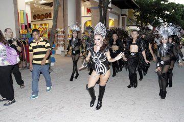 Creciente participación en el Carnaval Playa del Carmen 2015