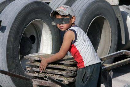 Improductivos esfuerzos por erradicar la explotación laboral infantil