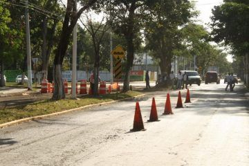 Caos en el Aeropuerto de Chetumal por obras mal programadas