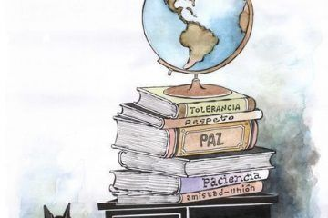 OMAR: Por encima de todo #caricatura