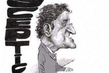 OMAR: Sombra de duda #caricatura
