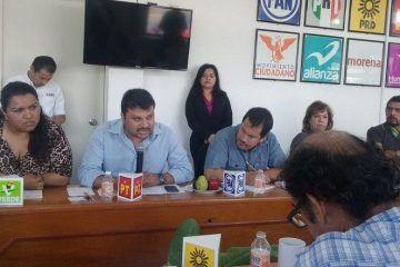 Amenazan partidos a Junta Local del INE en Quintana Roo