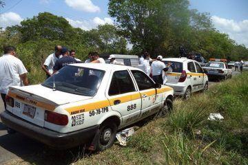 Sanción a Taxistas es una constante en Quintana Roo