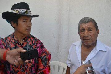 Sacerdotes comparten conocimientos de culturas Maya e Inka