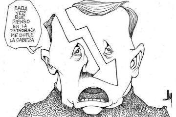 LUY: Estadista #caricatura