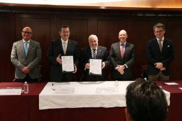 Corett y ayuntamiento de FCP signan convenio para regularizar viviendas