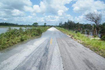 Campesinos de Miguel Alemán piden reparación de sus caminos