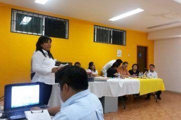 Rinde PRD Solidaridad Informe Y Presenta Plan De Trabajo 2015