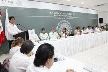 Sin mucho margen de maniobra, el Issste en Quintana Roo respondió a sus derecho-habientes: Carlos Hernández