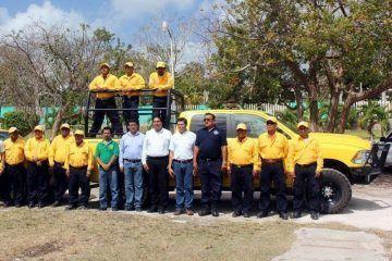 Instalan Comité Municipal de Prevención y Control de Incendios Forestales