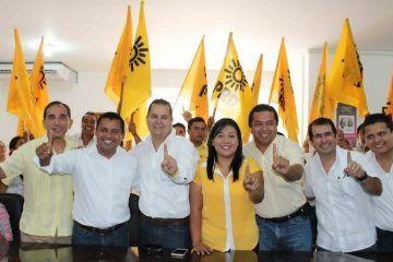 Se Registra Sergio Flores Alarcón Como Candidato Del PRD