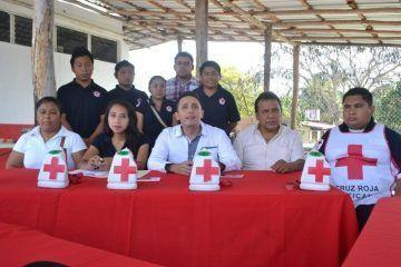 """""""Miss Carrillo Puerto"""", organiza la Cruz Roja para recolectar fondos económicos"""
