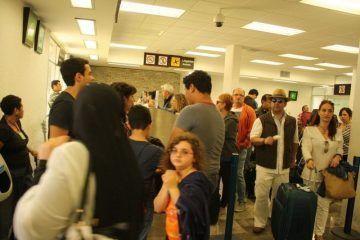 Siguen llegando turistas al sur de Quintana Roo