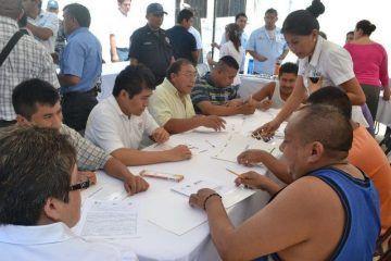 Acercan servicios de salud a reclusos de la cárcel de FCP