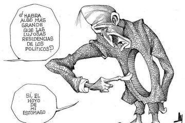 LUY: Grandeza #caricatura