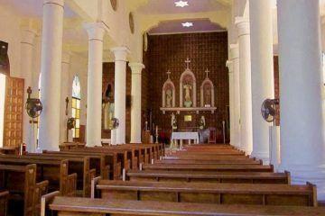 Iglesias de Chetumal listas para afrontar la Semana Mayor