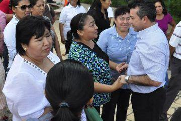 Mauricio Góngora propicia un gobierno que brinde mejor calidad de vida a las familias