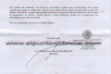 El rector de UPN, Ricardo Ruíz Morcillo, mal árbitro en conflicto sindical