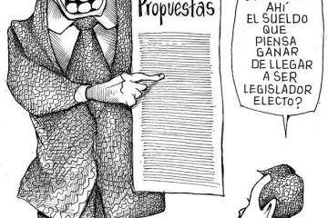 LUY: Ambiciosas propuestas #caricatura
